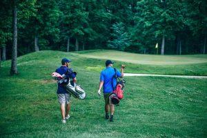 event w parku golfowym